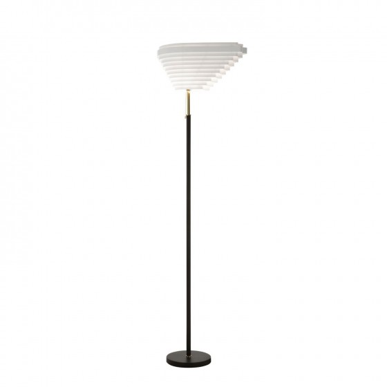 "Artek A805 ""Angel Wing"" Floor Lamp"