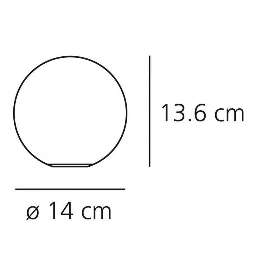 Artemide Dioscuri Table Lamp