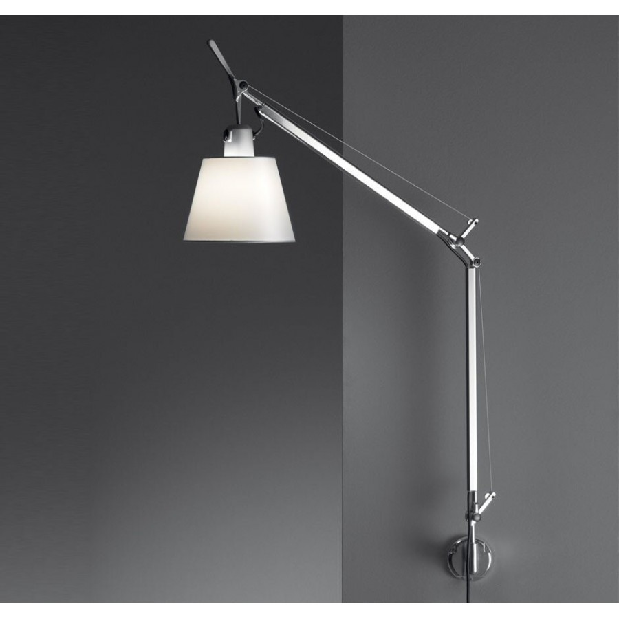 artemide tolomeo basculante parete wall lamp. Black Bedroom Furniture Sets. Home Design Ideas