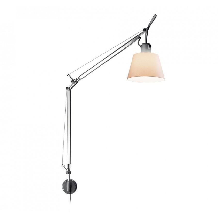 artemide tolomeo basculante parete wall lamp. Black Bedroom Furniture Sets. Home Design Ideas