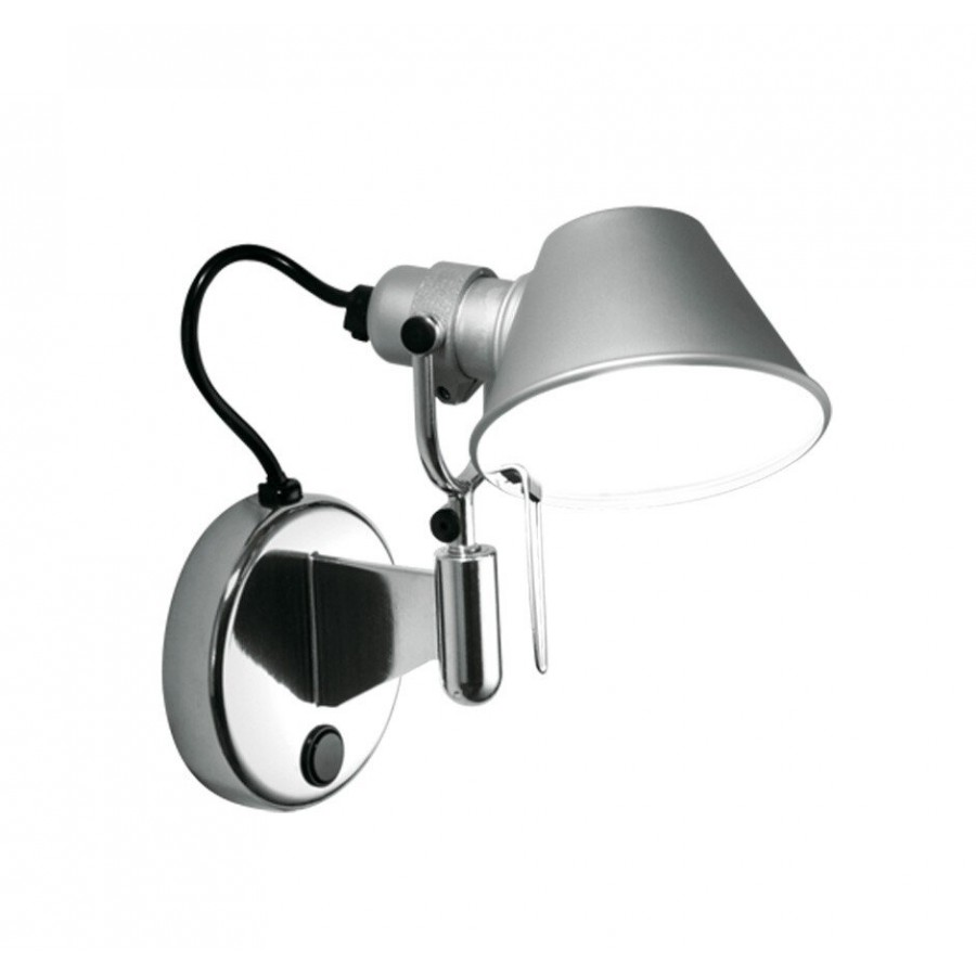 artemide tolomeo faretto wall lamp. Black Bedroom Furniture Sets. Home Design Ideas