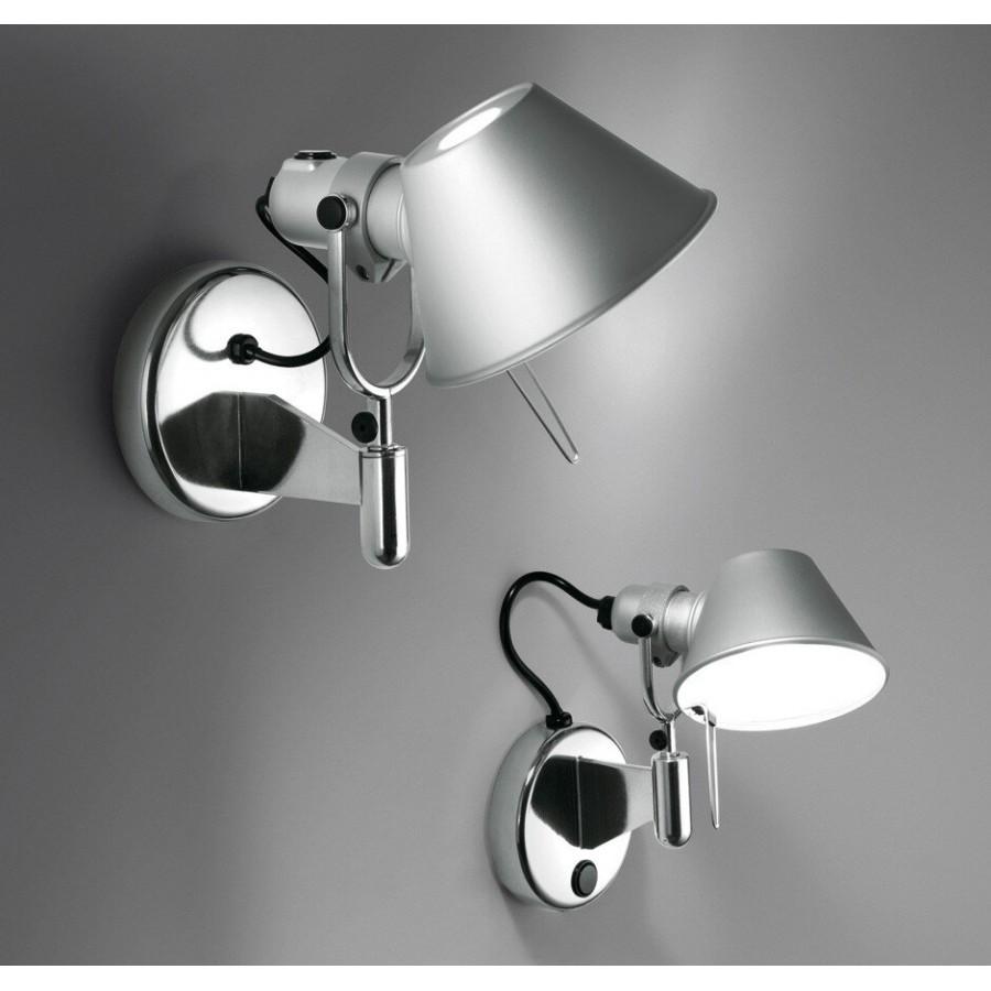 artemide tolomeo faretto wall lamp. Black Bedroom Furniture Sets. Home Design Ideas