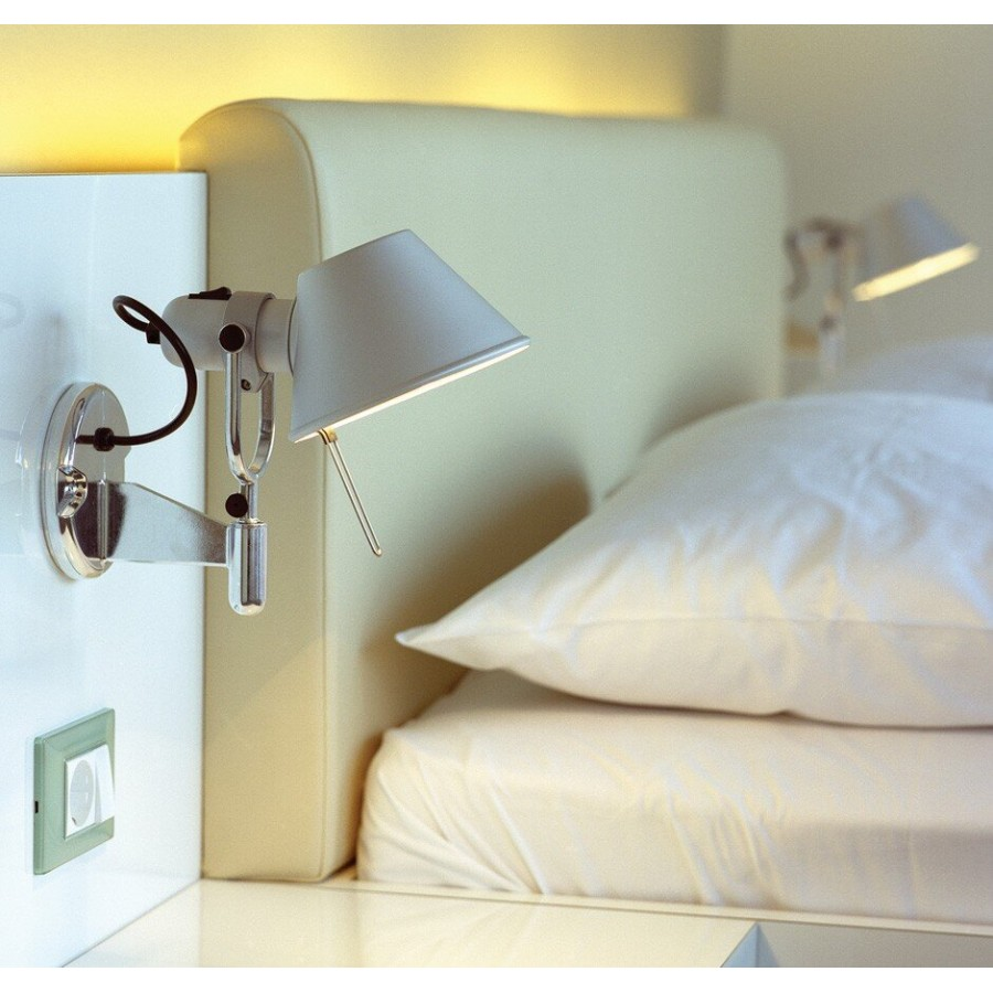 Artemide Tolomeo Faretto Wall Lamp