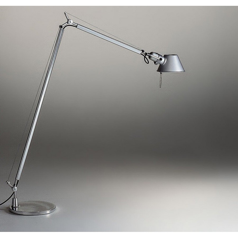 artemide tolomeo lettura reading floor lamp. Black Bedroom Furniture Sets. Home Design Ideas