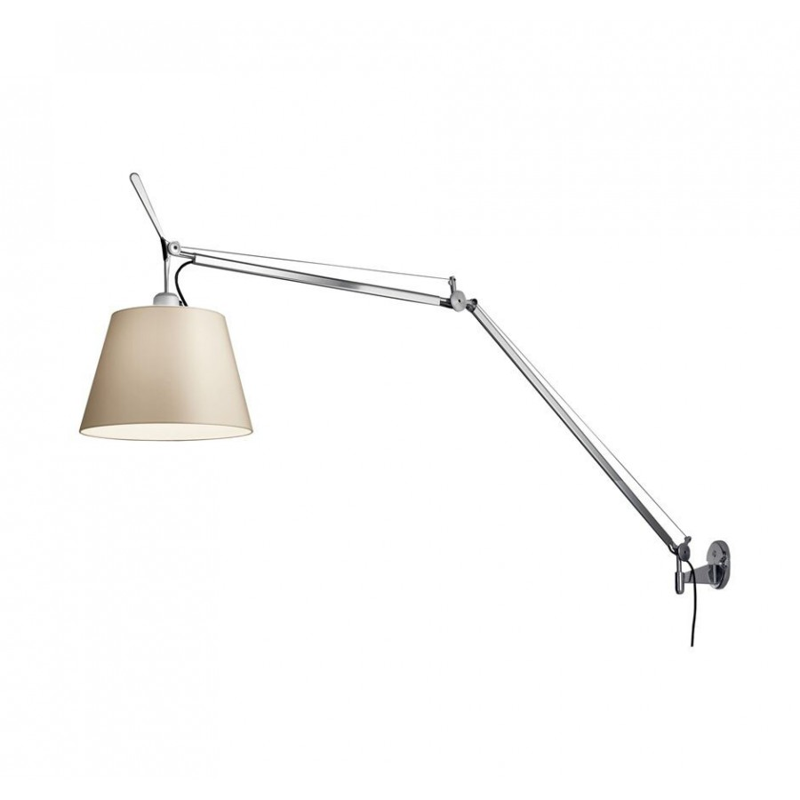 artemide tolomeo mega parete wall lamp. Black Bedroom Furniture Sets. Home Design Ideas