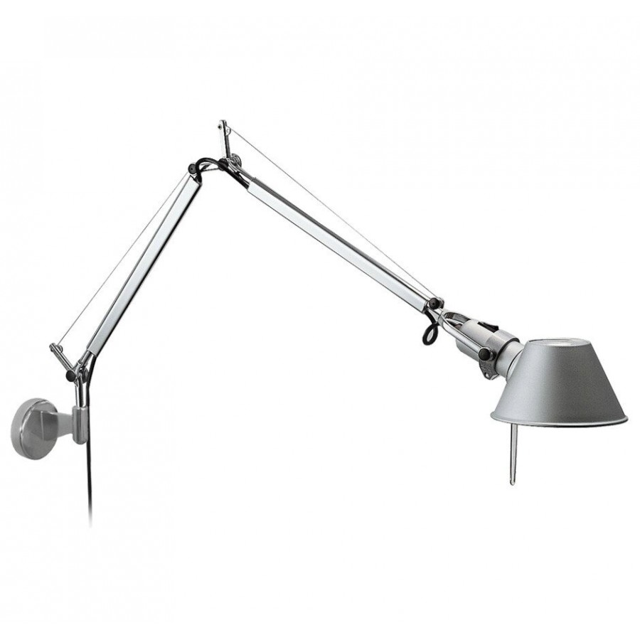artemide tolomeo parete wall lamp. Black Bedroom Furniture Sets. Home Design Ideas
