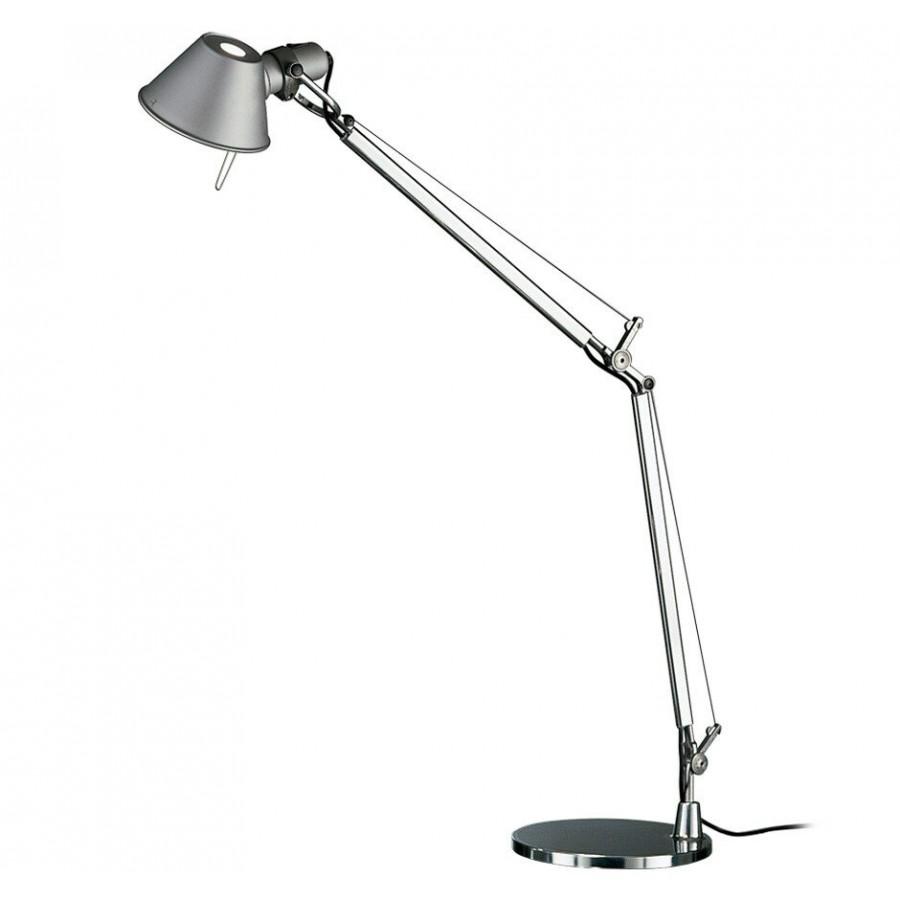 artemide tolomeo micro aluminium - artemide tolomeo tavolo desk lamp