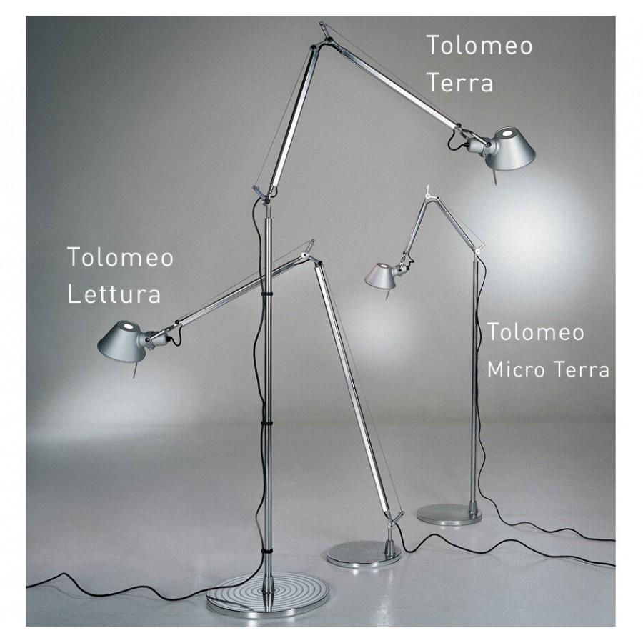 Artemide Tolomeo Terra Floor Lamp