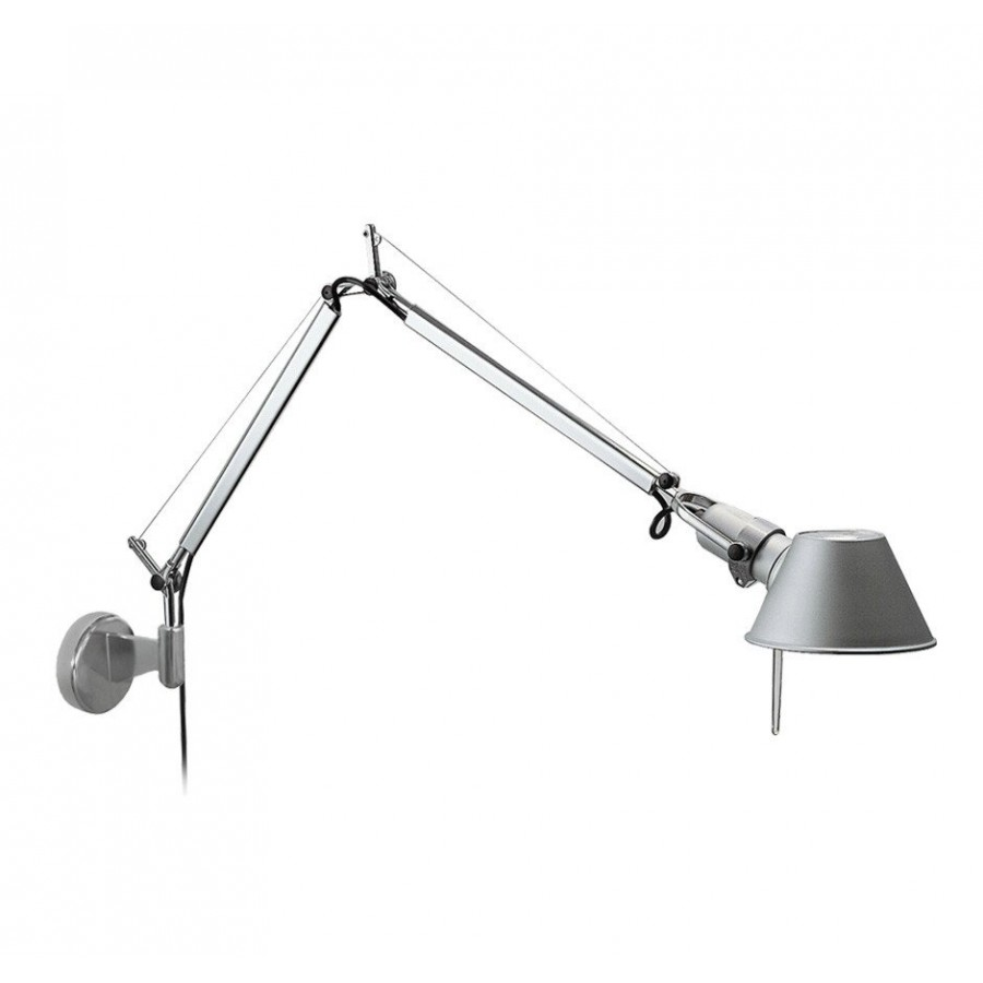 artemide tolomeo micro parete wall lamp