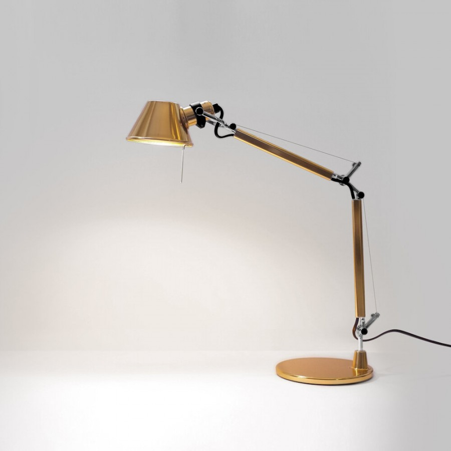 artemide tolomeo micro desk lamp. Black Bedroom Furniture Sets. Home Design Ideas