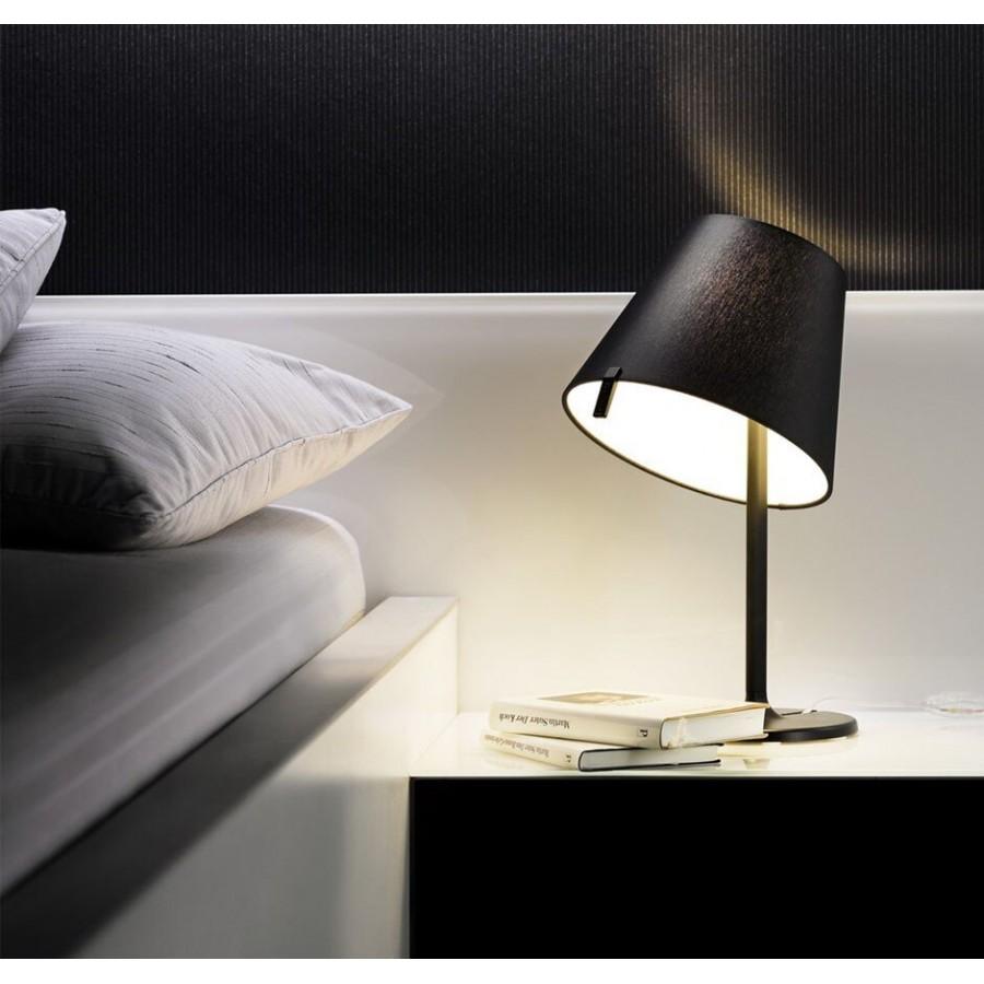 artemide melampo notte table lamp. Black Bedroom Furniture Sets. Home Design Ideas
