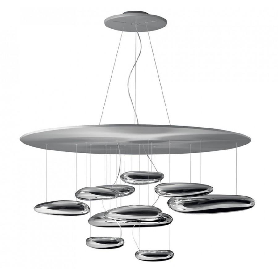 artemide mercury suspension lamp. Black Bedroom Furniture Sets. Home Design Ideas