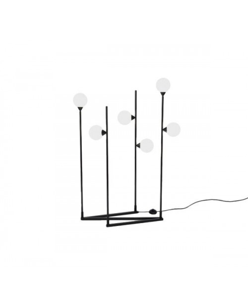 Atelier Areti Tube & Sphere Floor Lamp
