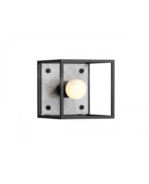 Buster + Punch Caged 1.0 Small Wall Lamp