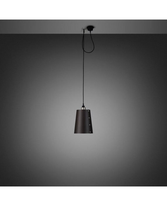 Buster + Punch Hooked 1.0 Large Graphite Pendant Lamp
