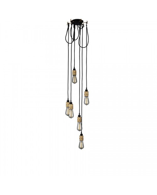 Buster + Punch Hooked 6.0 Nude Pendant Lamp