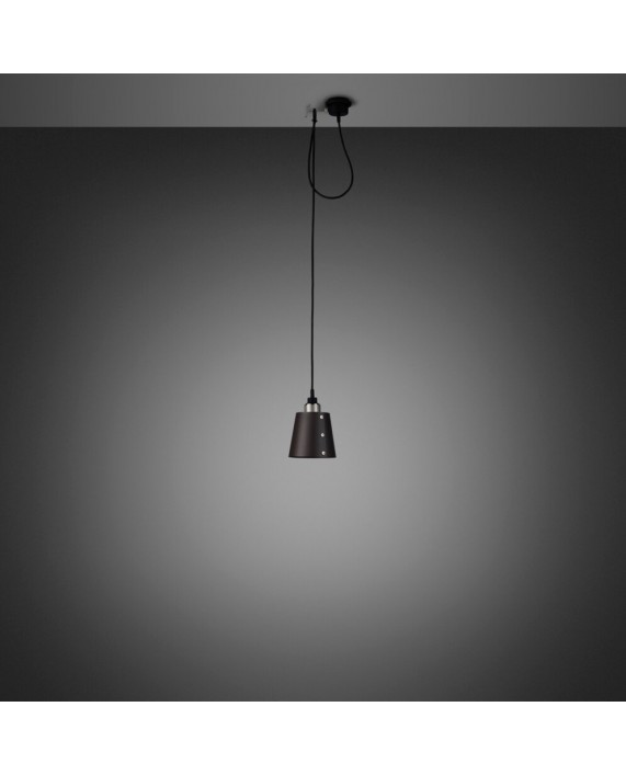 Buster + Punch Hooked 1.0 Small Graphite Pendant Lamp