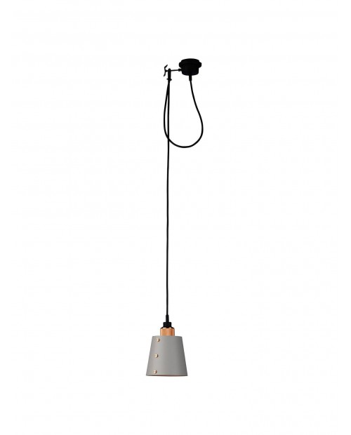 Buster + Punch Hooked 1.0 Small Stone Pendant Lamp