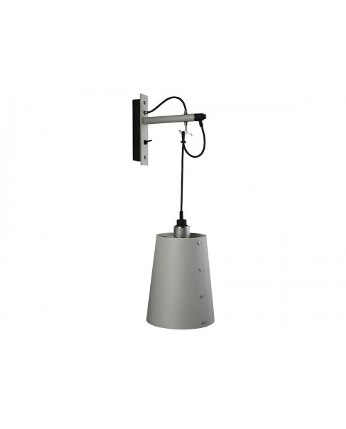 Buster + Punch Hooked Large Stone Wall Lamp
