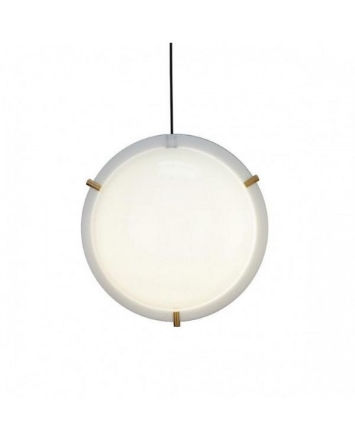 Decode Clam Pendant Lamp