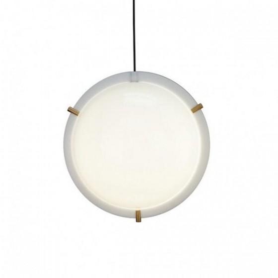 Decode Clam Pendant Lamp