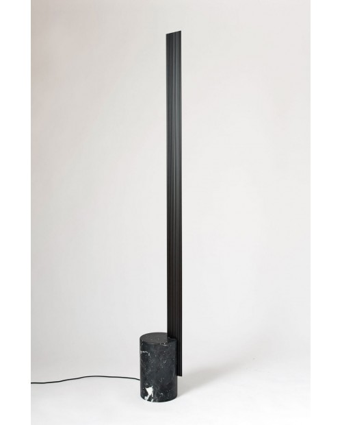 Decode Crinkle Floor Lamp