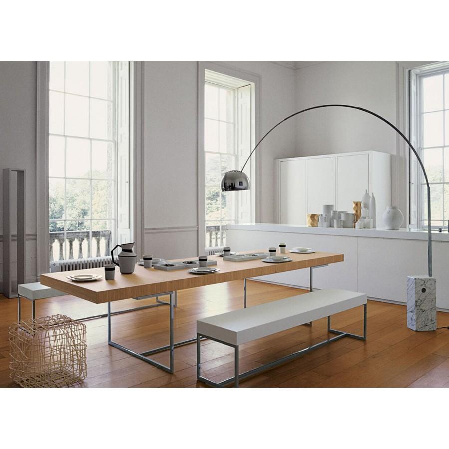 flos arco floor lamp. Black Bedroom Furniture Sets. Home Design Ideas