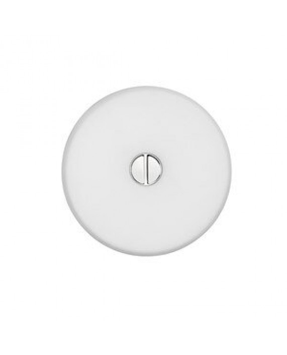 Flos Mini Button Wall Lamp