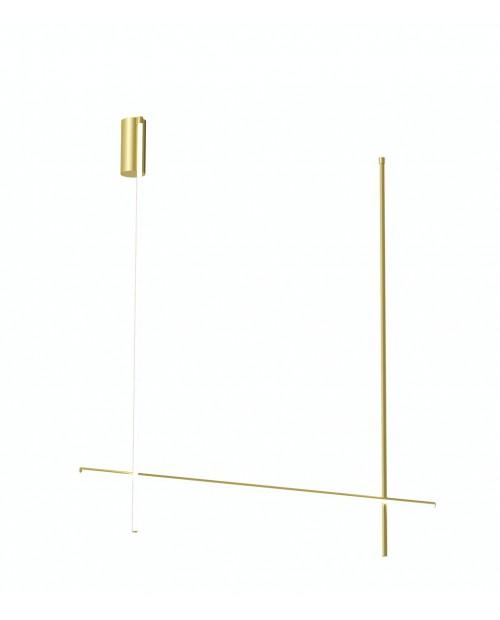 Flos Coordinates C2 Long Ceiling Lamp
