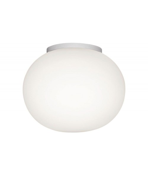 Flos Glo-Ball C/W Zero Ceiling Lamp