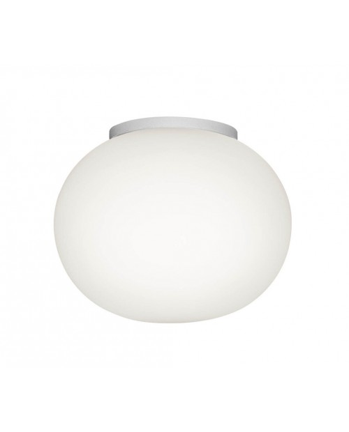 Flos Mini Glo-Ball C/W Ceiling Lamp