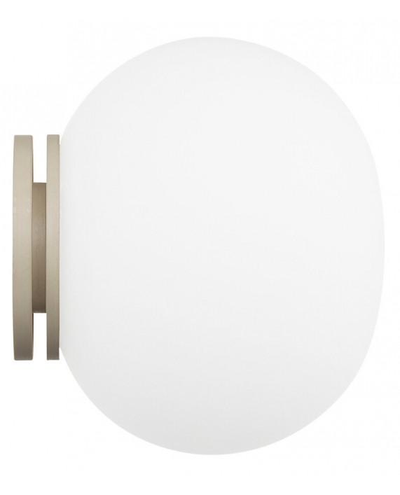 Flos Mini Glo-Ball C/W Wall Lamp