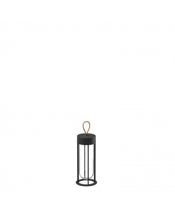 Flos In Vitro Unplugged Portable Table Lamp