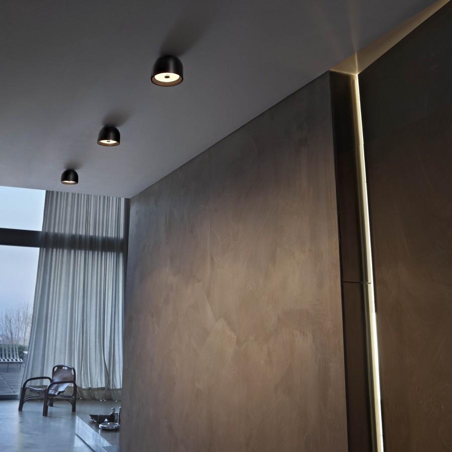 flos wan c w ceiling lamp. Black Bedroom Furniture Sets. Home Design Ideas
