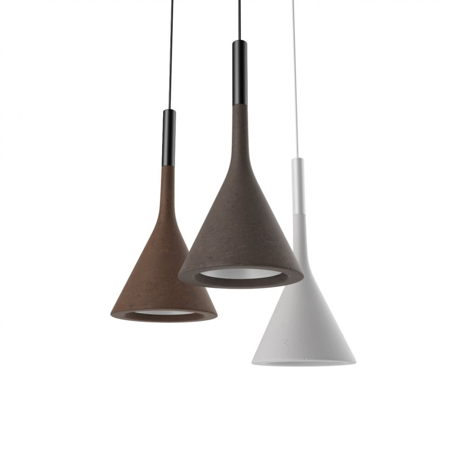 Foscarini aplomb suspension lamp for Suspension designer