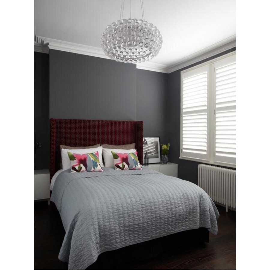 foscarini caboche suspension lamp. Black Bedroom Furniture Sets. Home Design Ideas