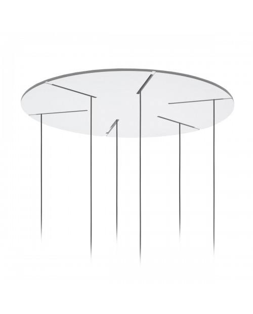 Foscarini Round Multiple Canopy