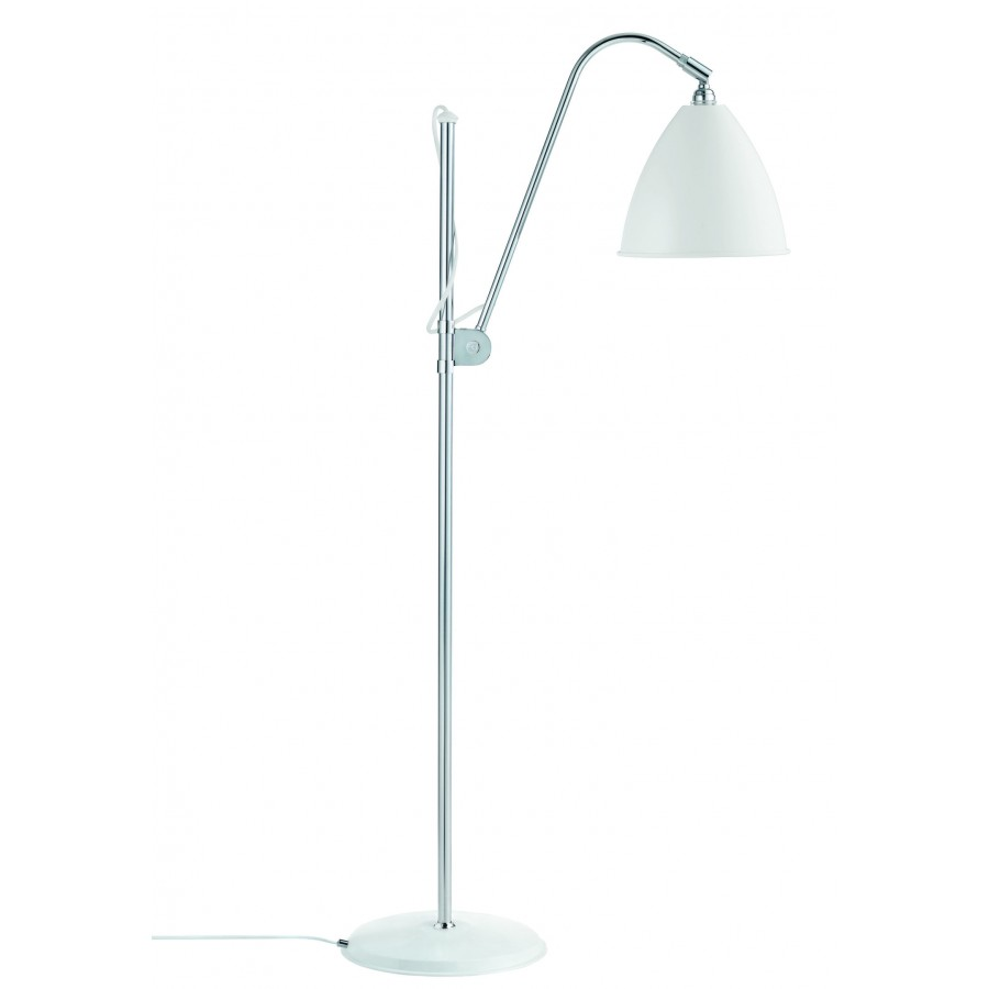 Gubi bestlite bl3 floor lamp medium for Tecton chrome floor lamp