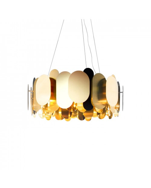Innermost Panel Pendant Lamp