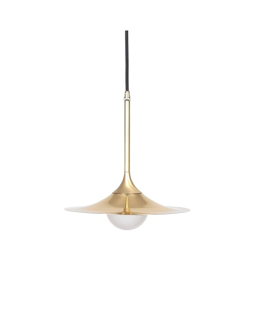 Intueri Light Bullarum SS-1 with Disc Pendant Lamp
