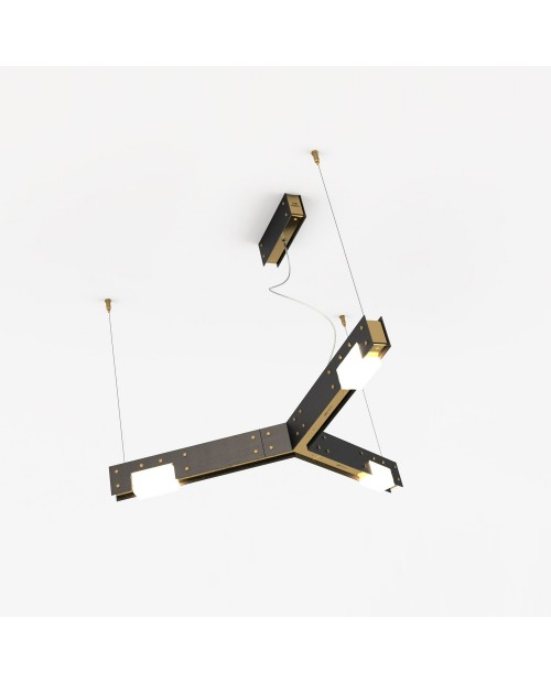 Intueri Light Cubi - 03.645 Suspension Lamp