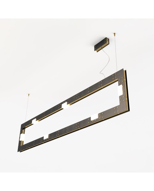 Intueri Light Cubi - 06.1704 Suspension Lamp