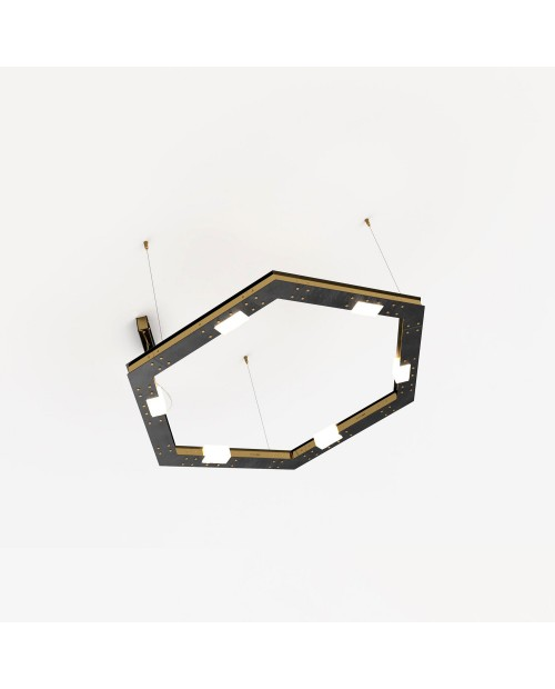 Intueri Light Cubi - 06.940 Suspension Lamp