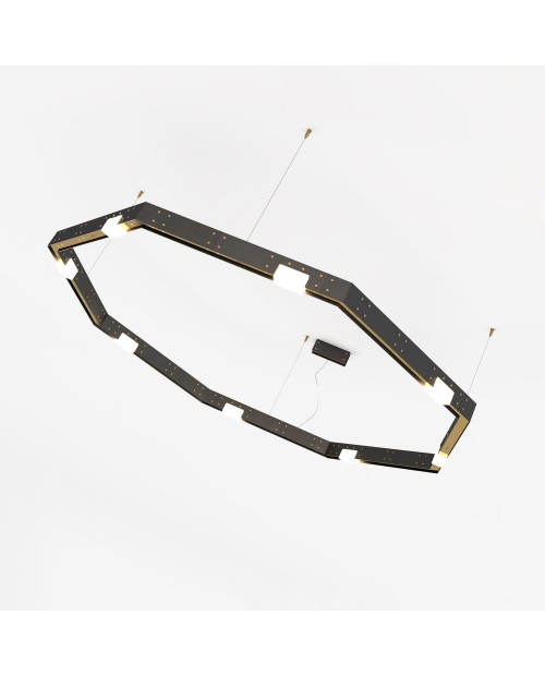 Intueri Light Cubi - 08.1416 Suspension Lamp