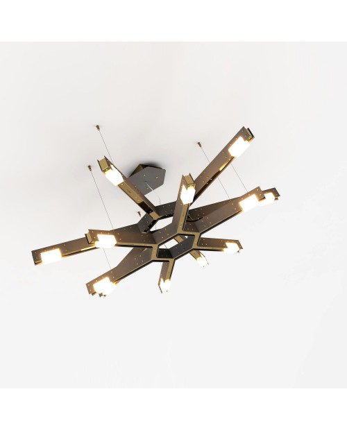 Intueri Light Cubi - 12.1300 Suspension Lamp