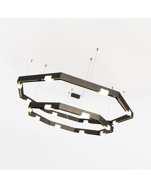 Intueri Light Cubi - 16.1416 Suspension Lamp