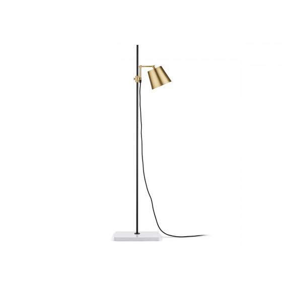 Karakter Lab Light Floor Lamp