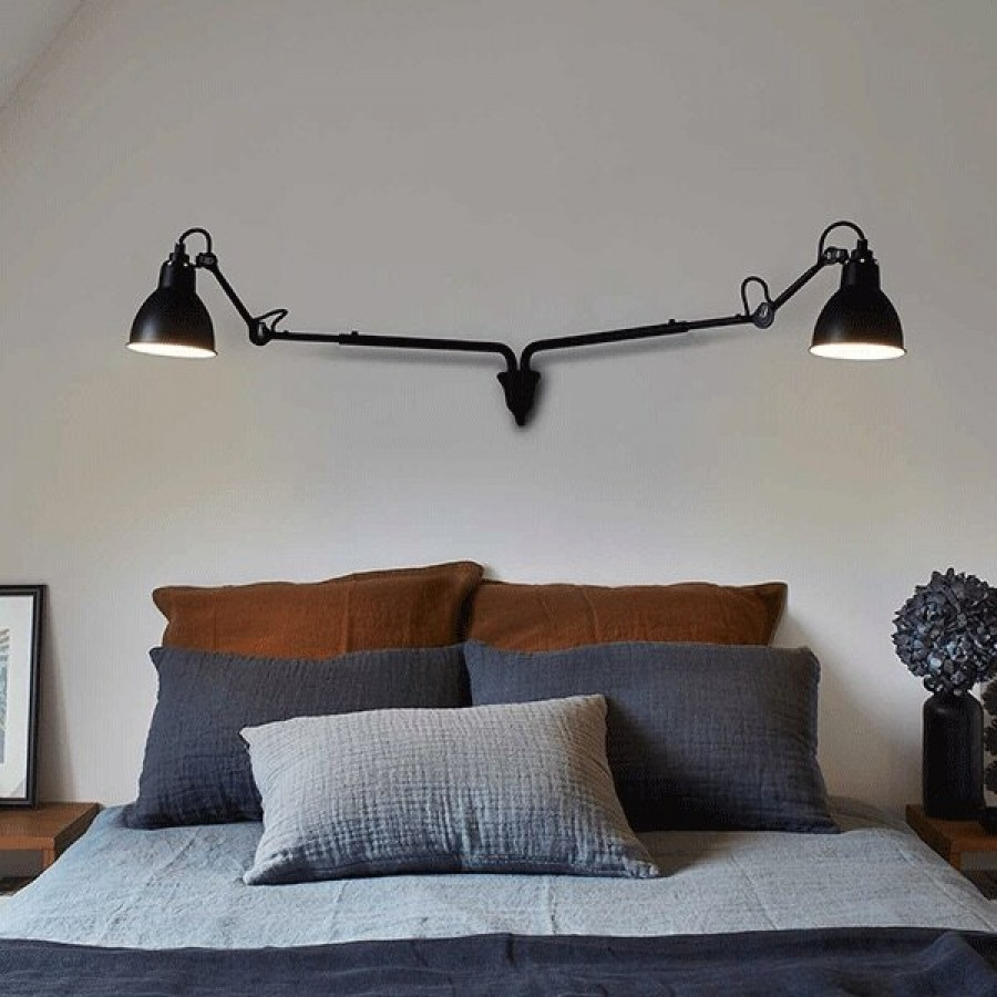 Lampe Gras No203 Double Wall Lamp