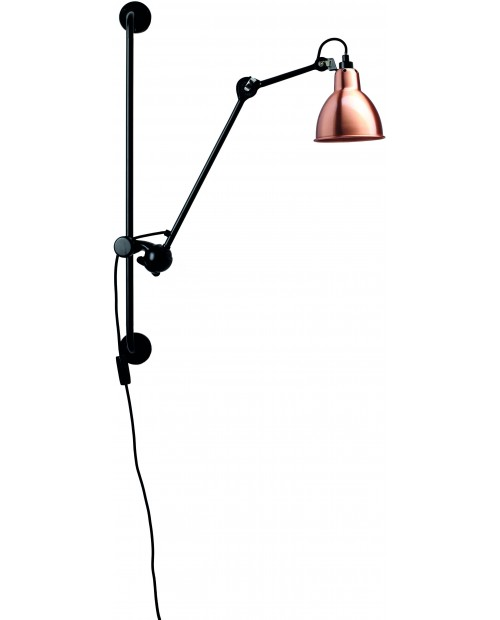 Lampe Gras No210 Wall Lamp