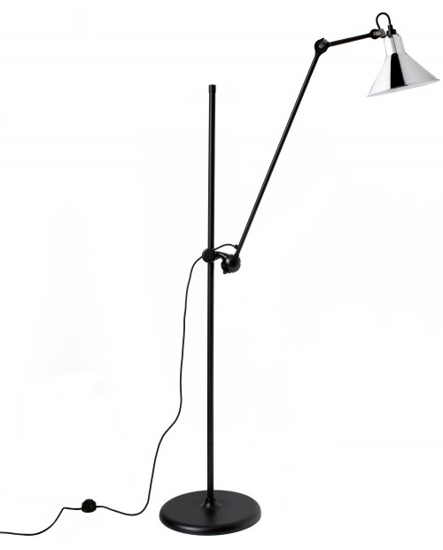 Lampe Gras No215 Floor Lamp Black Body
